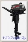 Лодочный мотор HDX Titanium T 3,5 BMS