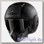 Шлем SHARK Street-Drak silver black