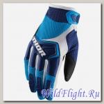 Перчатки THOR детские SPECTRUM NAVY/BLUE/WHITE