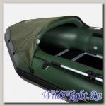 Тент носовой ( серия MAX) 380 зеленый