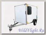 Прицеп-фургон легковой одноосный «Дом на колесах» модель 3791М2