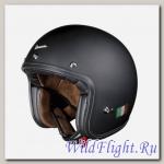 Шлем Vespa P-XENTIAL 2.0 (NERO OPACO/MATT BLACK)