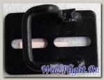 Пластина запорная замка двери, сталь LU025662