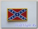 Шеврон флаг Конфедерации