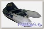 Лодка Стрелка Складной РИБ 330 люкс
