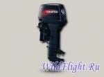Двухтактный подвесной лодочный мотор Tohatsu M50D2 EPOS