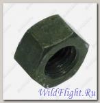 Гайка M10х1.25мм, сталь LU014180