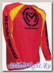 Джерси MOOSE RACING M1 S19 OFFROAD RED/YELLOW