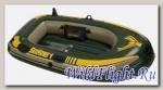 Лодка Intex Seahawk-I Set (68345)