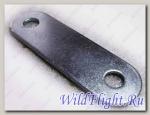 Пластина крепления рулевой колонки, сталь LU014017