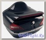 КОФР (премиум) мотоциклетный 25л Honda GOLDWING глянцевый ZH-807Х черный