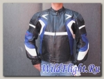 Куртка First Racing MACH-3 blue/wht/blk