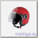 Шлем Vespa VJ (ROSSO PASSIONE)