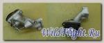 Патрубок DD50 с прокладками и лепестковым клапаном