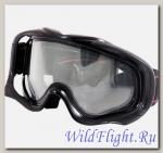 Очки кроссовые MICHIRU G130 Black