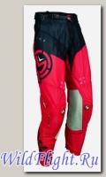 Брюки MOOSE RACING SAHARA S18 OFFROAD RED/BLACK