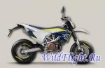 Мотоцикл Husqvarna 701 SUPERMOTO