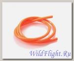 Шланг топливный оранжевый 10см красный SM-PARTS