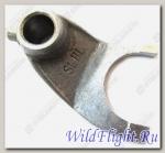 Вилка механизма переключения передач (III), сталь LU040281