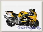 Слайдеры Crazy Iron для Honda CBR 929RR/CBR 954RR