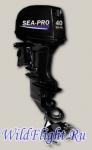 Лодочный мотор SEA-PRO T 40S&E