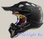 Шлем LS2 MX470 SUBVERTER SINGLE MONO MATT BLACK