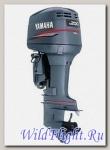 Двухтактный подвесной лодочный мотор Yamaha 200AETX с предварительным смешиванием