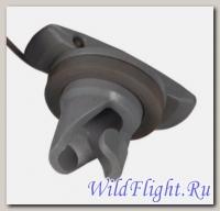 Крышка клапана для накачивания воздуха (серый)