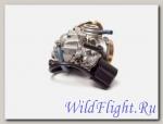 Карбюратор 4T 139QMB 70сс (d-18mm) SCOOTER-M