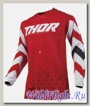Джерси THOR PULSE STUNNER OFFROAD RED/WHITE