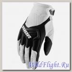 Перчатки THOR YOUTH SPECTRUM WHITE/BLACK