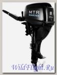 Лодочный мотор F8BMS MTR Marine