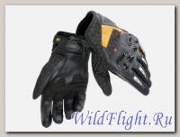 Перчатки Dainese GUA. AIR HERO VR46 Val