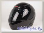 Шлем RSV Saturn, чёрный металлик (Metal Black)
