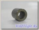Колесо алюминиевое Vision Wheels 8.00X14 H2 4/86/110 ET-9 BLACK 161-148110B4