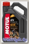 Мотор/масло MOTUL ATV POWER 4T SAE 5w-40 (4л) (MOTUL)
