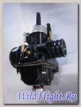 Карбюратор 2T PHBG Black Edition 21мм AF16/18/24/34/35 Kiyoshi