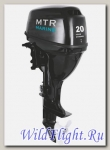Лодочный мотор F20FWS MTR Marine