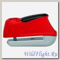Замок мото.ABUS Trigger Alarm 350 Red 10mm на диск