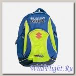 Рюкзак Suzuki голубой