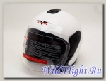 Шлем Vcan Max 617 открытый white