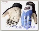 Перчатки G 8096 Синие MICHIRU