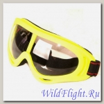 Очки кроссовые MICHIRU G130 Yellow