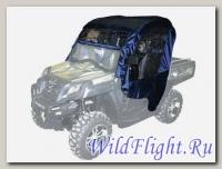 Текстильная кабина CF625-Z6 EFI