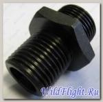 Штуцер масляного фильтра, сталь LU022662