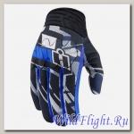 Перчатки ICON ANTHM PRIMARY BLUE