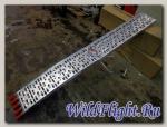 Трап алл. 3340М (1 ШТ) для погрузки/выгрузки в прицеп/кузов (226*29,5 см) max 400 кг, вес 19,5 кг