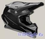 Шлем THOR SECTOR SHEAR BLACK/CHARCOAL