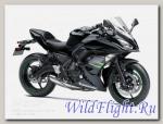 Мотоцикл Kawasaki Ninja 650 2019