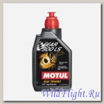 Масло для КПП MOTUL Gear 300 LS 75w-90 (1л) (MOTUL)